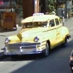 Classic Taxi (StreetView)