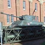 Sherman M4A2E8 Tank