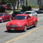Chevrolet SSR (Super Sport Roadster)