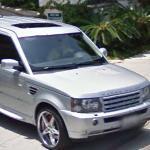 Range Rover 2008 (StreetView)