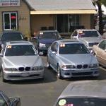 BMW 5 series e39 and M5 e39 (StreetView)