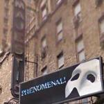 Phantom of the Opera at the Majestic Theater (StreetView)