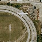 Airplane taking off from Hartsfield-Jackson 2 (Google Maps)