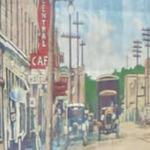 Oshawa 1935 Mural