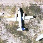 Grumman TC-4C Academe (Google Maps)