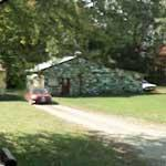 License Plate House (StreetView)