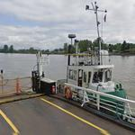 Barnston Island Ferry (StreetView)