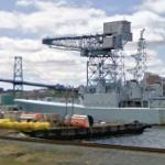 Decommissioned HMCS Gatineau (DDE-236) & HMCS Terra Nova (DDE-259)
