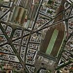 Gare de l'Est, Gare du Nord