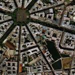 Place Victor Hugo, Réservoirs de Passy