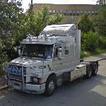Burggreven Transport AB i Årsta Scania