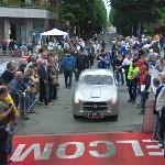 Mille Miglia 2009 in Sansepolcro
