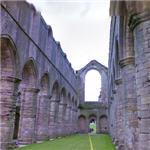Ruins of Fountains Abbey (StreetView)