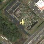 Airplane - Lockheed PV-2 Harpoon (Google Maps)