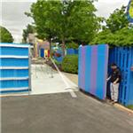 Behind the scenes at Sesame Place (StreetView)