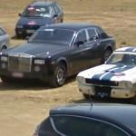 Rolls-Royce Phantom & Shelby Mustang GT350