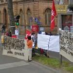 Protest in Ravenna (StreetView)