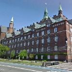 Copenhagen City Hall (StreetView)