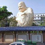 Statue of Budai (Taichung Buddha)