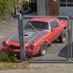 Chevrolet Camaro (StreetView)