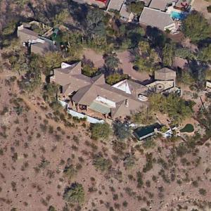 Barry Goldwater's House (former) (Google Maps)