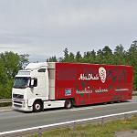 WRC Ford (Volvo team truck)
