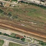 Rákos pályaudvar (Railway Station) (Google Maps)