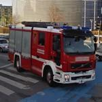 Copenhagen Fire engine