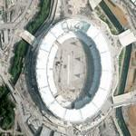 2012 Olympic Stadium (under construction)
