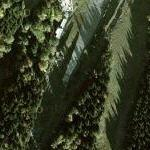 Jested ski jumping hills (Google Maps)
