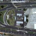 São Paulo Indy 300 western turn (Google Maps)