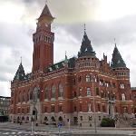Helsingborg town hall