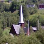 Fåvang stave church