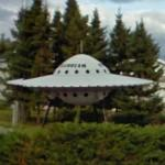 Flying Saucer (StreetView)