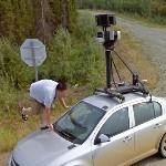 Google Car Climber (StreetView)