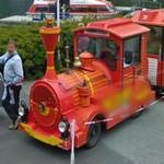 Flåm tourist train
