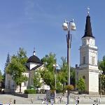Tampere Vanhakirkko (Old Church) (StreetView)