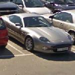 Aston Martin DB7 (StreetView)