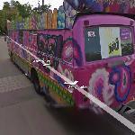 Garish Bus