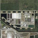 South District Wastewater Treatment Plant (Google Maps)