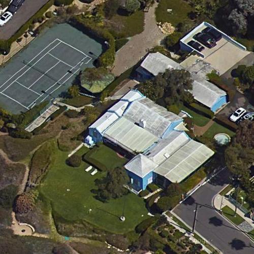 Google Office Irvine 1: Larry And Patty Van Tuyl's House In Newport Beach, CA