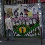 Graffiti by Rowdy & Sweet Toof (StreetView)