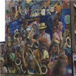 Jazz Mural