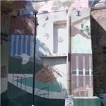 Brixton Mural Project - 'Mural 1' by London Wall Public Art (StreetView)