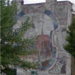 Brixton Mural Project - 'The Windmill' by Lyham Road by Mick Harrison and Caroline Thorp (StreetView)
