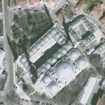 Üç Şerefeli Mosque (Google Maps)