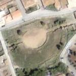 Amphitheatre of Caesarea (Google Maps)