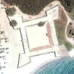 Forte de Santa Cruz de Itamaracá (Orange)