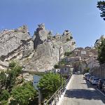 Dolomites of Pietrapertosa