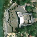 Fort Frederik (Google Maps)